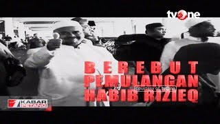 Video TvOne Main Report: Scramble for the Return of Habib Rizieq MP3, 3GP, MP4, WEBM, AVI, FLV Oktober 2018