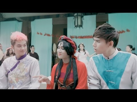 gogogo - Một clip hài hước parody fantasy cổ trang. QUAD Entertainment 2014 Writen & Directed by Trần Thăng Long.