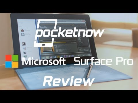 pocketnowvideo - here are two ways to look at the Surface Pro. You can either compare it to the other