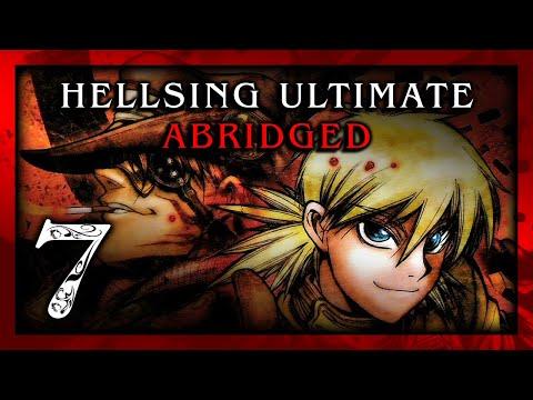 Hellsing Ultimate Abridged Episode 07 - TeamFourStar (видео)