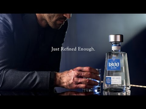 """1800 Tequila """"Hands"""", Just Refined Enough"""