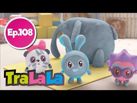 BabyRiki - Elefant (Ep. 108) Desene animate   TraLaLa