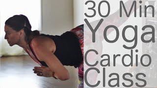 Video Yoga Cardio HIIT With Fightmaster Yoga MP3, 3GP, MP4, WEBM, AVI, FLV Maret 2018