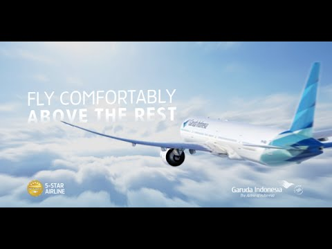Garuda Indonesia Boeing 777-300ER (New Version)