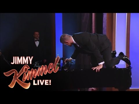 Channing Tatum - Jimmy Kimmel Live - I Wanna Channing All Over Your Tatum By Jamie Foxx Jimmy Kimmel Live's YouTube channel features clips and recaps of every episode from th...