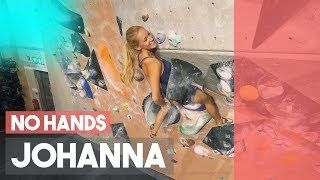 Power VS Flexibility  - Johanna - Thor - Eric - Bouldering by Eric Karlsson Bouldering