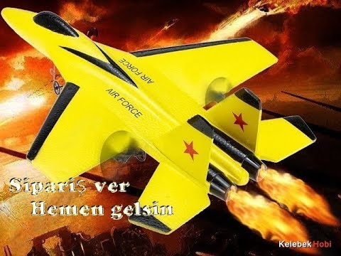 Uçuşa Hazır RC Model Uçak