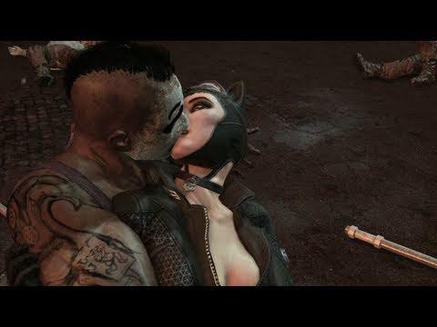 Batman: Arkham City - Sexy Catwoman Trailer HD