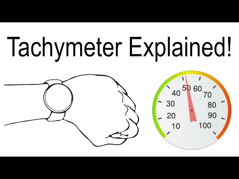 Tachymeter Explained! (5 examples)