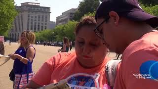 Reacciones de dreamers y familias en Washington tras cancelación del programa DACA