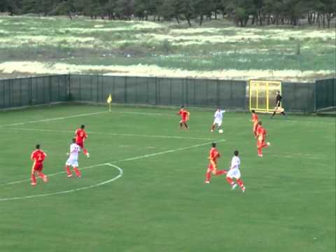 Fudbal na TV777, Selektivna utakmica, Crna Gora U16