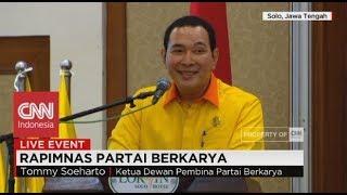 Video FULL Tommy Soeharto Kritik Pemerintahan Jokowi; Pidato di Rapimnas Partai Berkarya MP3, 3GP, MP4, WEBM, AVI, FLV Maret 2018
