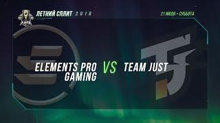 EPG vs TJ — Неделя 1 День 1 / LCL