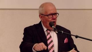 Cymbal TV - Owe Lindeskär - Att vandra med Jesus i den sista tiden del 1av 3