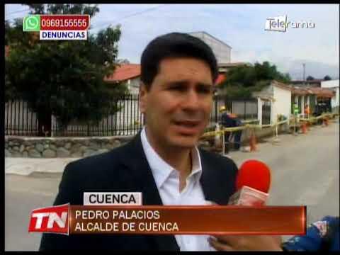 Alcalde Palacios verifica avance de obra en ciudadela El Paraíso