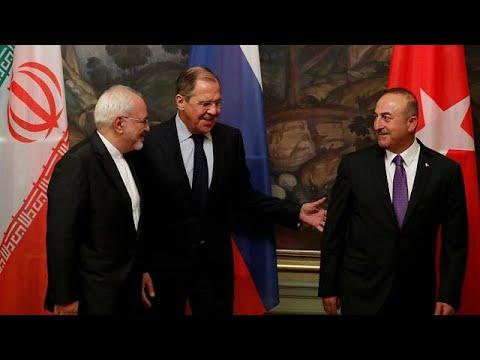 Ρωσία – Ιράν και Τουρκία εγγυήτριες της ειρήνης στη Συρία