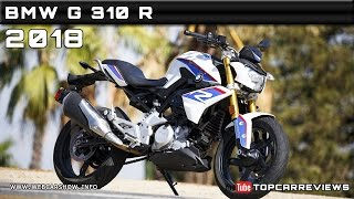 9. 2018 BMW G 310 R Review Rendered Price Specs Release Date