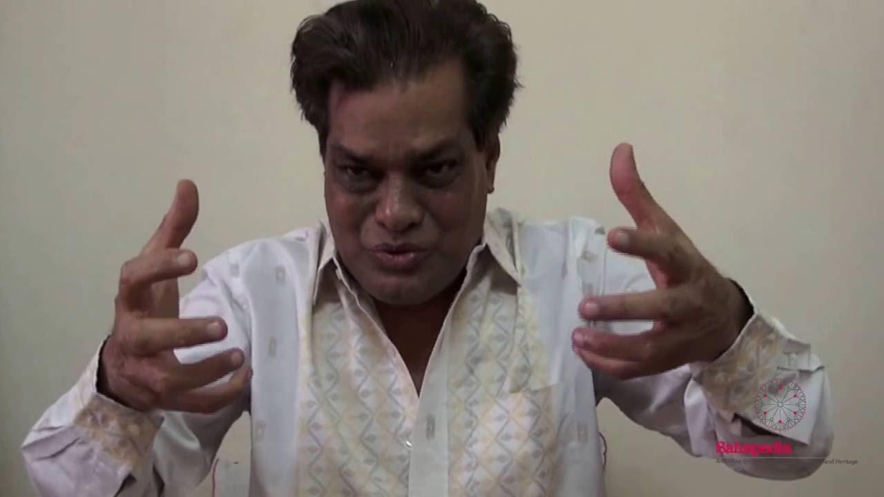 Rajesh Vivek on Andha Yug