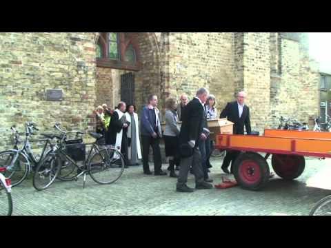 Stadsboer Corrie de Groot begraven