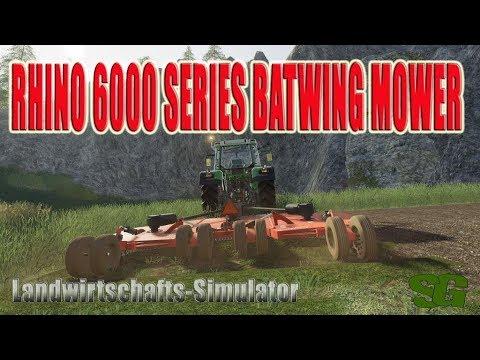 Rhino 6000 SERIES batwing mower v1.0.0.0
