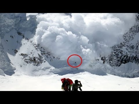 8 Most Destructive Avalanches in History