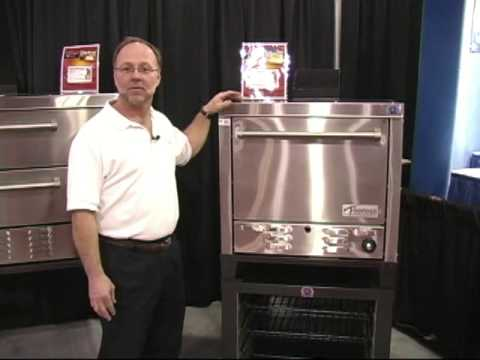 Counter model Pizza Oven from Peerless Ovens