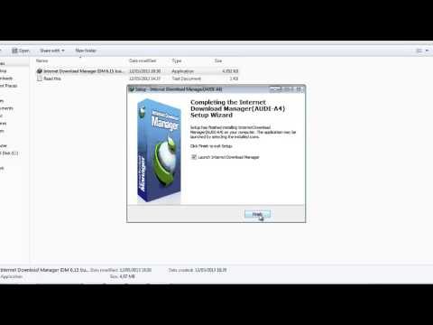 Internet Download Manager IDM 6.15 build 11 New 2013 (видео)
