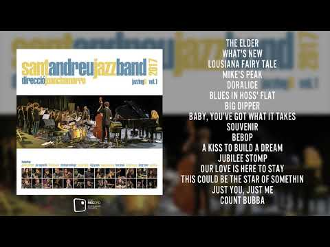Sant Andreu Jazz Band - Jazzing 8 Vol.1 online metal music video by SANT ANDREU JAZZ BAND