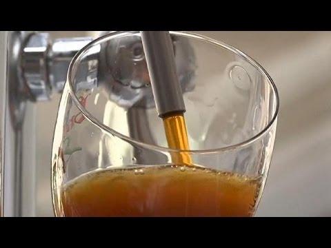 Βέλγιο: Αγωγός μπίρας στην Μπριζ!