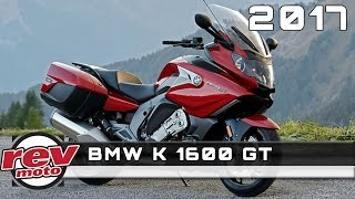 6. 2017 BMW K 1600 GT Review Rendered Price Specs Release Date