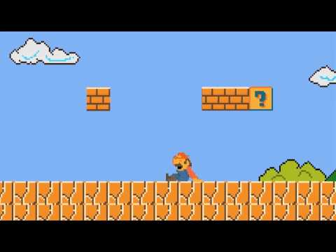 Mario And Luigi Face The Reality Of Hitting Bricks With Their Heads In  Realistic Mario