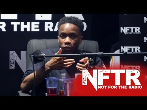 TINCHY STRYDER NFTR INTERVIEW | RETIRING HIS MUM, DIZZEE & WILEY SPLIT, MOBO CREDIBILITY? @NFTROfficial @TinchyStryder