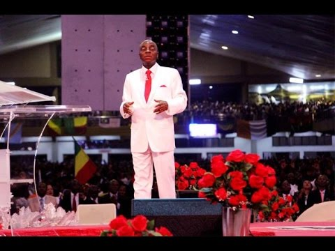 Bishop David Oyedepo Apostolic Visitation To LFC Goshen City Abuja. July 22, 2016