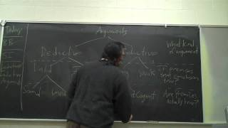 Critical Thinking: Deductive And Inductive Arguments 2