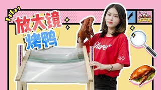 Download Video E22 Roasting Peking Duck with Magnifying Glass? Delicious and environmentally friendly MP3 3GP MP4
