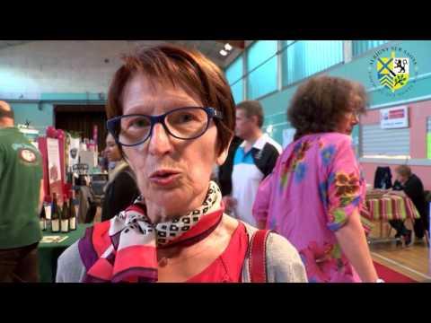 Salon vin et saveurs 2015