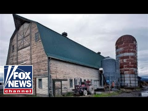 American family farms face uncertain future