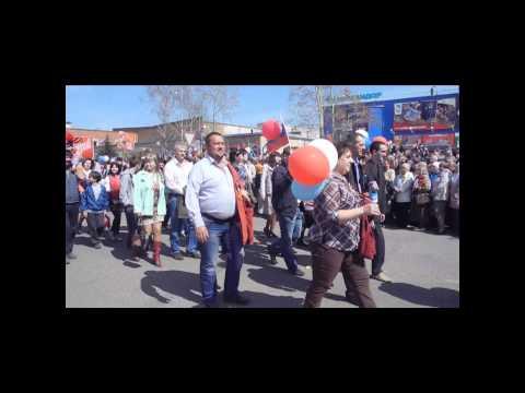 Шествие - День Победы