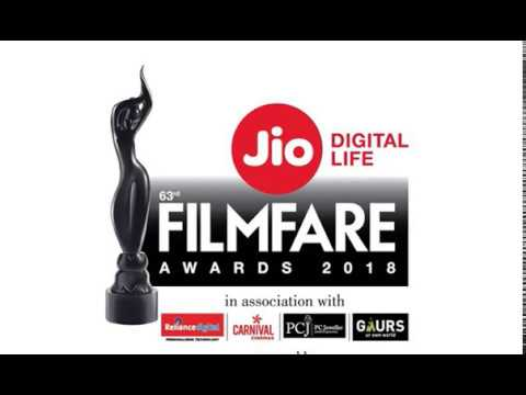 Filmfare Awards nominees list 2018 Reviews