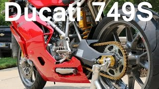 1. Michael's BEAUTIFUL Ducati 749S | Walkaround