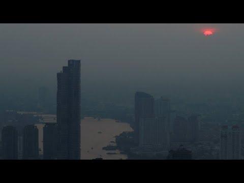 Feinstaub hat Bangkok fest im Griff - Einwohner sollen vo ...