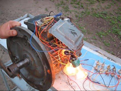 Переделка автомобильного генератора своими руками