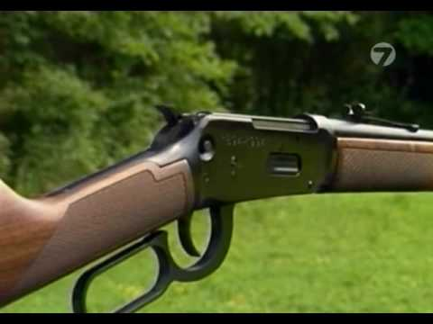 Winchester Lever-action rifle