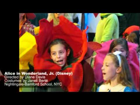 Disney's Alice in Wonderland Jr. - Great costumes to rent for your show!