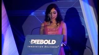 Diebold ATM launch