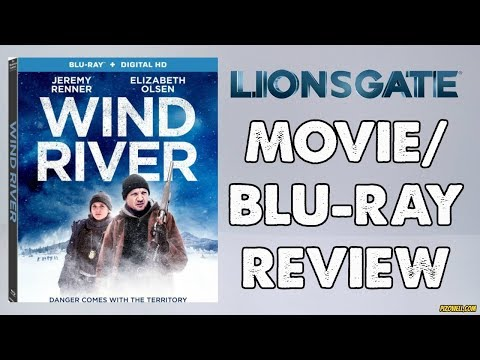 WIND RIVER (2017) - Movie Review (Lionsgate)
