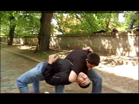 STREET FIGHT REAL SELF DEFENSE