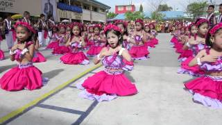 Taytay Philippines  City new picture : Pearly Shell dance at Star of Hope School in Taytay, Philippines