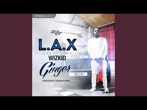 Ginger (feat. Wizkid)
