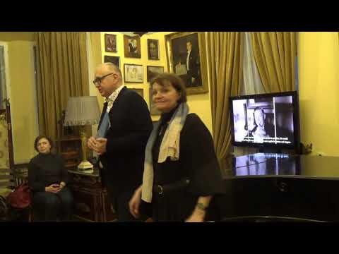 Открытие  выставки  «Игра в 4 руки…» в  музее-квартиреН.С. Голованова